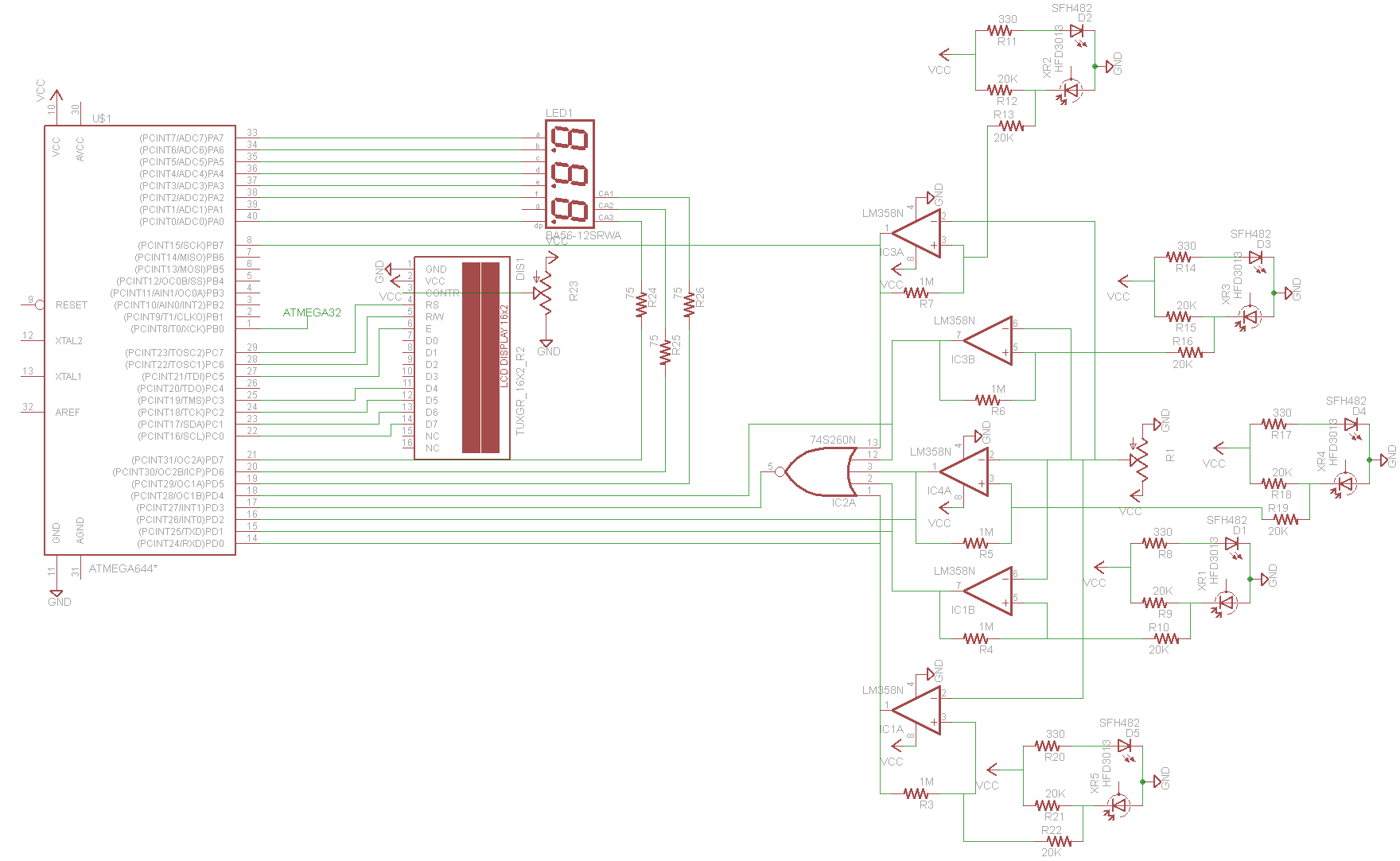 final schematics diagram