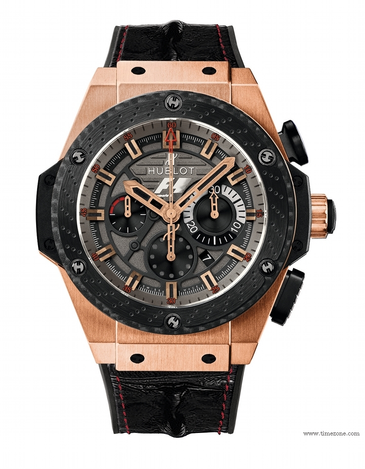 Hublot Uhr Neue Uhr : Hublot F1 King Power Great Britain