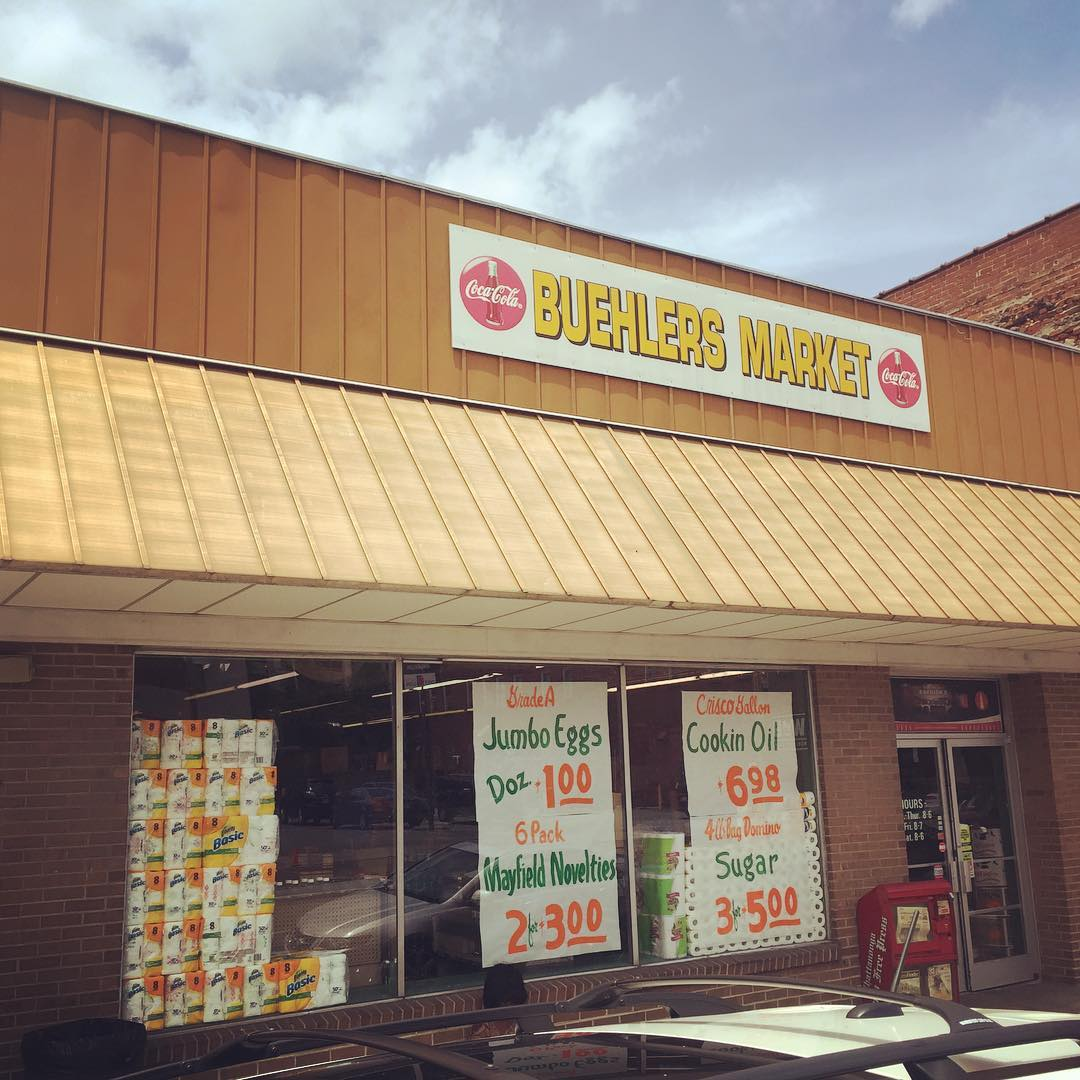 Buehler's Market, in Chattanooga since 1912, caters largely to the Black community in the food desert downtown