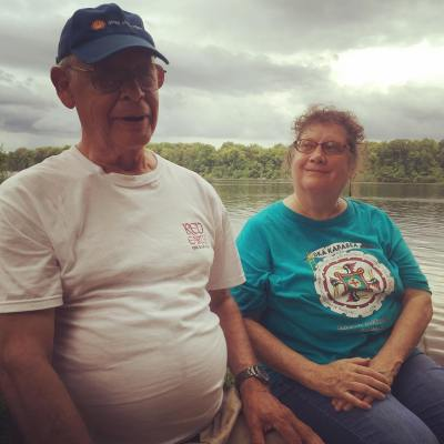 Interview with Bob & Annie Perry at Tuscumbia Landing. Bob is a Chickasaw elder and Annie is knowledgable about the history of the area