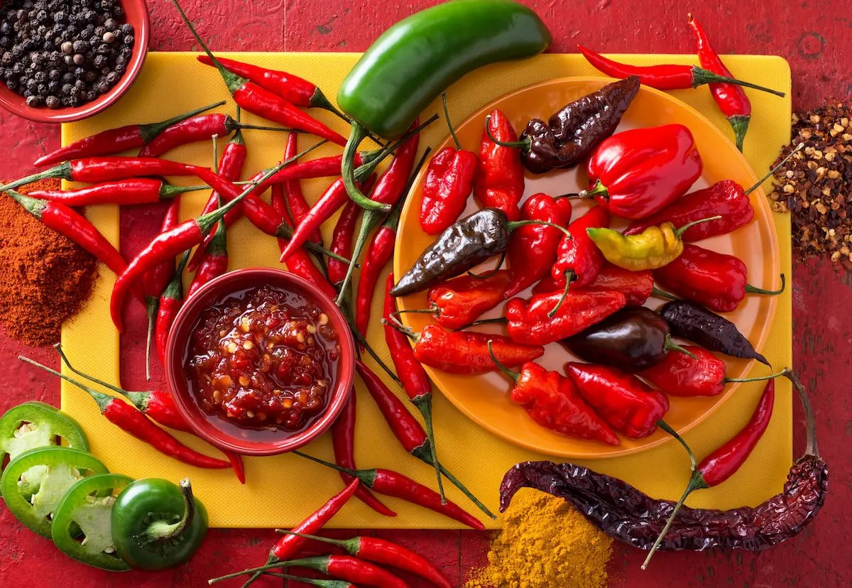 Cuisine Spicy Too Hot Building Your Spicy Food Tolerance Pepperscale