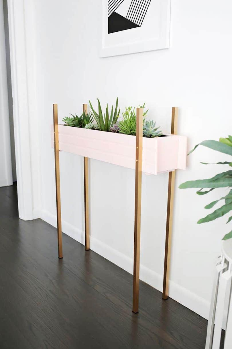 Diy Plant Stands To Bring Out Your Creative Side Pep Up Home