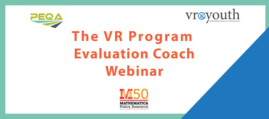 Online VR Program Evaluation Coach Analyzing Your Data - Peqatac