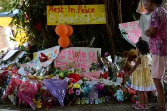 Mother charged with murder of eight children in Australia