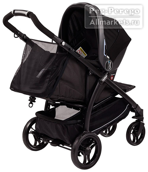 Pliko Switch Easy Drive Completo Peg Perego Booklet Classico Tulip Прогулочная коляска Peg
