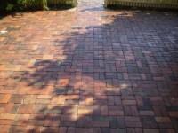 Reclaimed-Brick Patio, Yarmouth, Maine