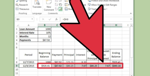 Mortgage Amortization Spreadsheet Excel and Mortgage Amortization - mortgage amortization calculator
