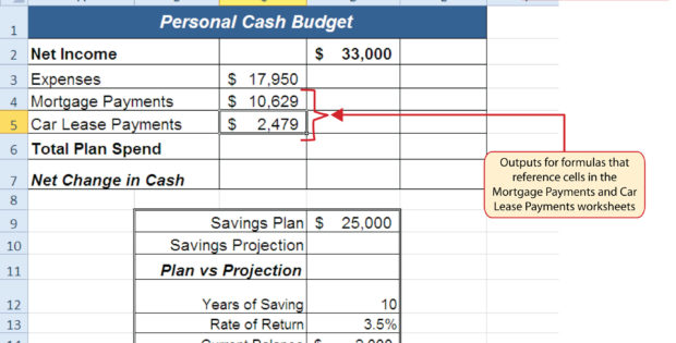 lease payment calculator excel