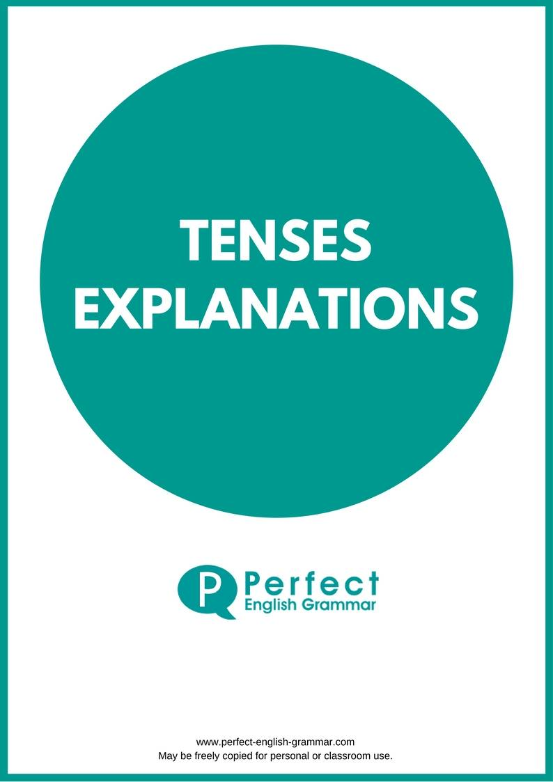 Past Perfect Oefenen Verb Tenses