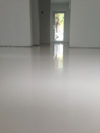 White Stained Concrete Floors | www.pixshark.com - Images ...