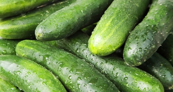 Eat Cucumbers As Often As Possible – This Vegetable Eliminates Toxins And Is Great For Hair And Skin.