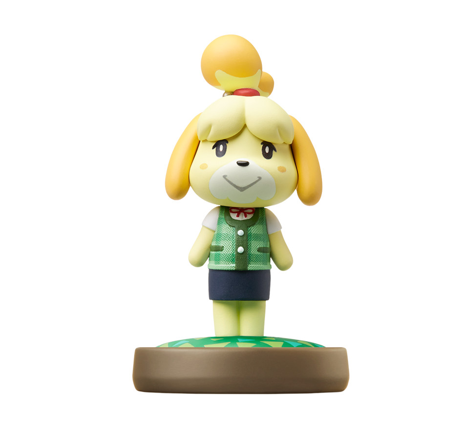 Amiibo Crossing Amiibo New Animal Crossing Figures And Cards Releasing On March