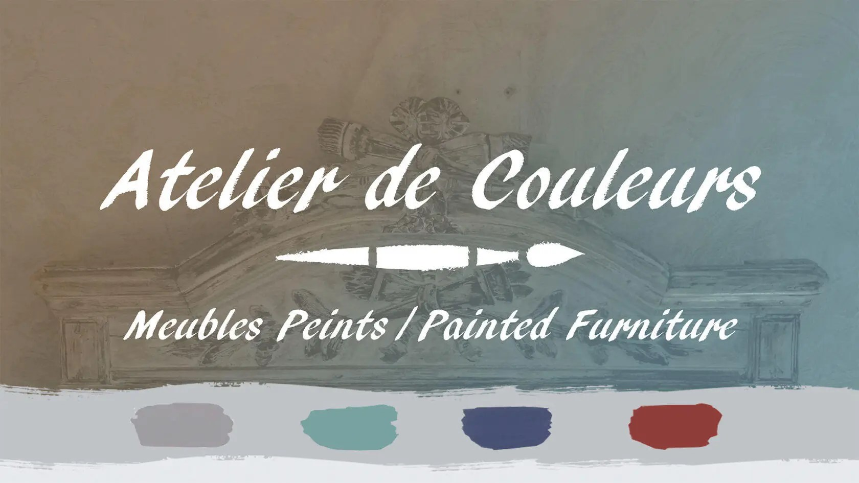Atelier De Couleurs Workshop In Menerbes Where Period Furniture Gets A New Look Perfectly Provence