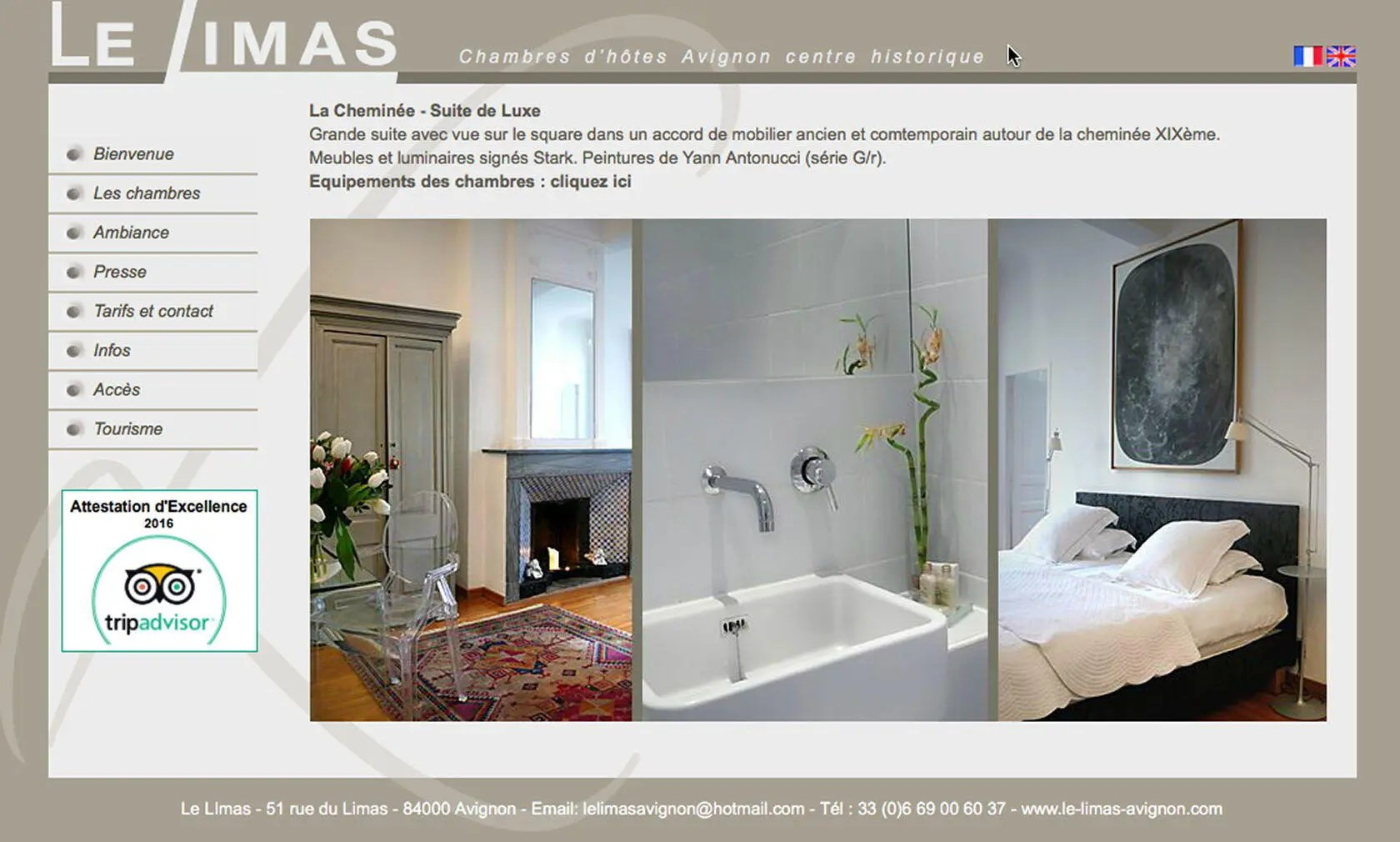 Where To Stay In Avignon Le Limas Bed Breakfast Perfectly Provence