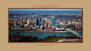 Cincinnati Ohio Drone Photo