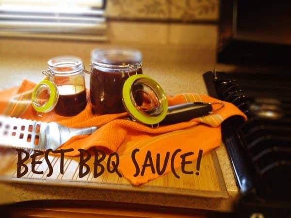 Best Homemade BBQ Sauce