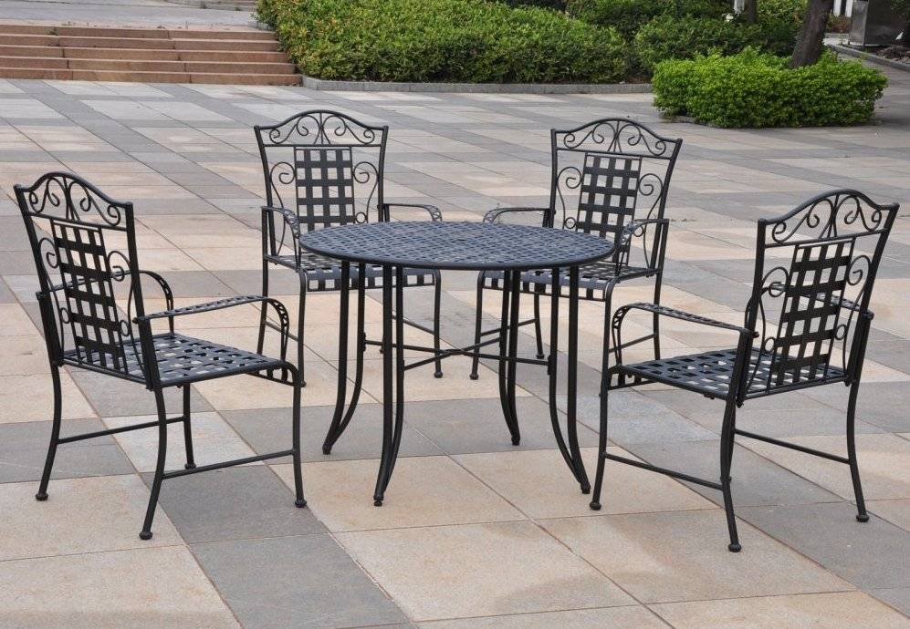 13 Awesome Wrought Iron Furniture Products Online