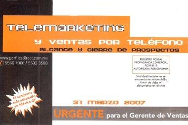 Telemarketing y ventas por teléfono