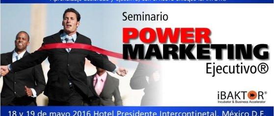 Seminario Power Marketing