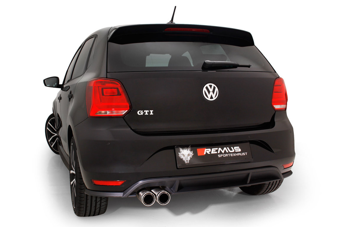 Brand New Vw Polo Remus Unveils Brand New Stainless Steel Exhaust System For