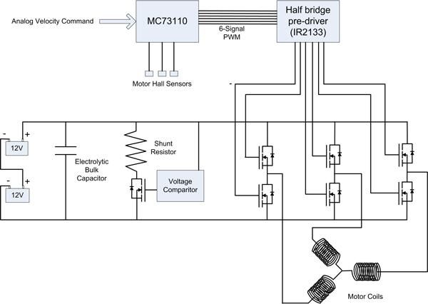 fig 19 regenerative brake circuit