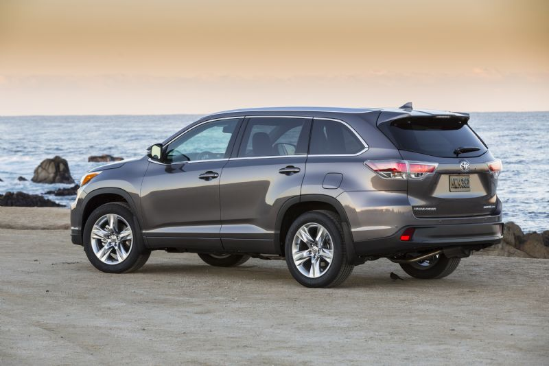 2014 toyota kluger on sale in australia in march