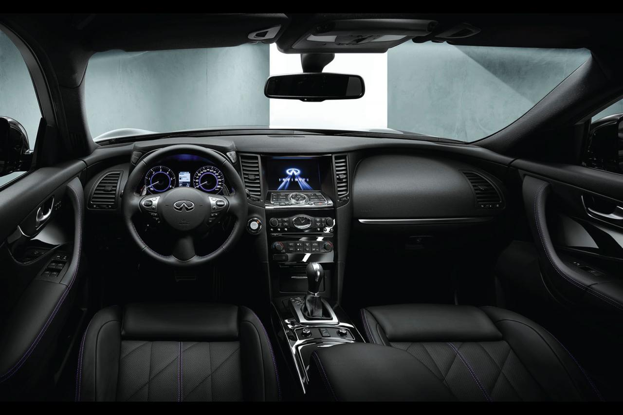 S Design Interieur Infiniti Qx70 S Design Debuts At 2014 Paris Motor Show