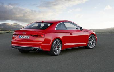2017 Audi A5 & S5 unveiled; new platform, lighter weight | PerformanceDrive