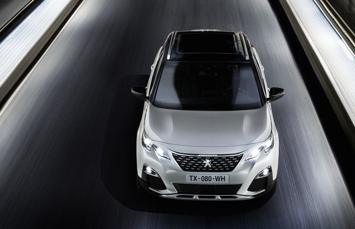 Cool Cars As Wallpaper 2017 Peugeot 3008 Gt Revealed First Ever Gt Suv