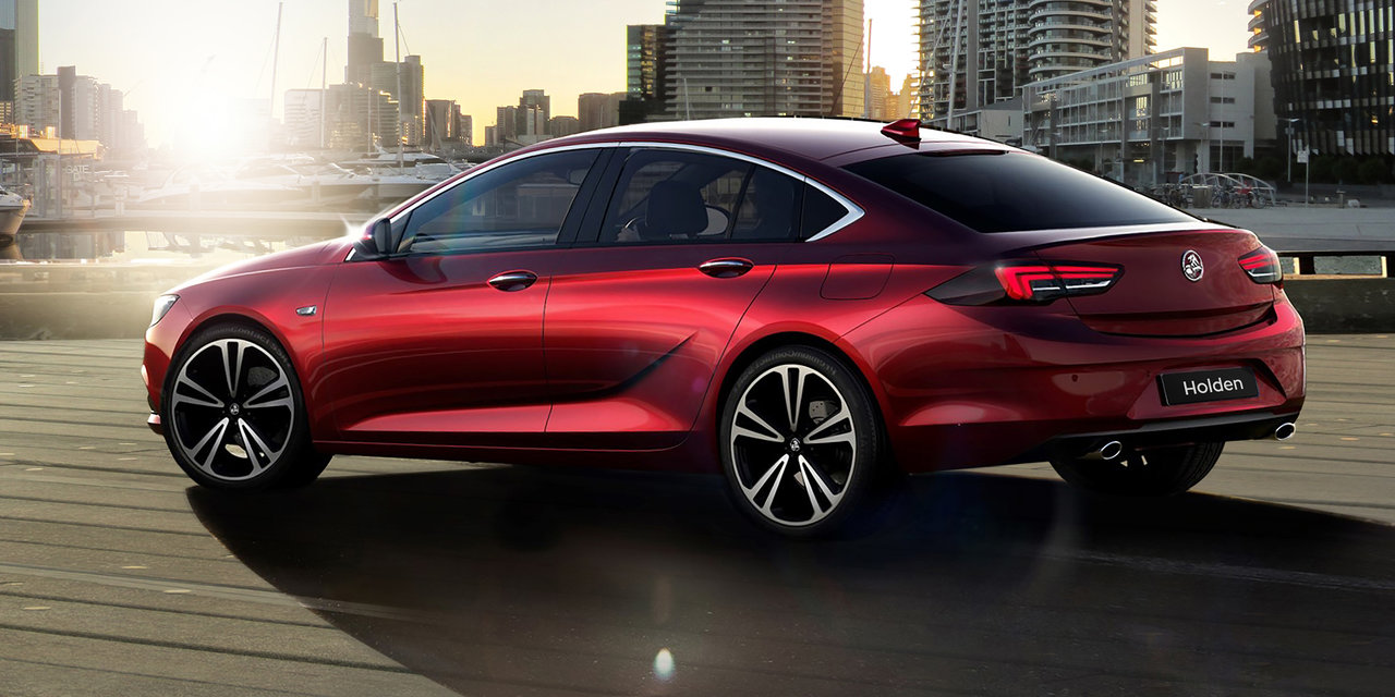 Vauxhall Insignia 2018 2018 Holden Ng Commodore Revealed With 2017 Opel Insignia