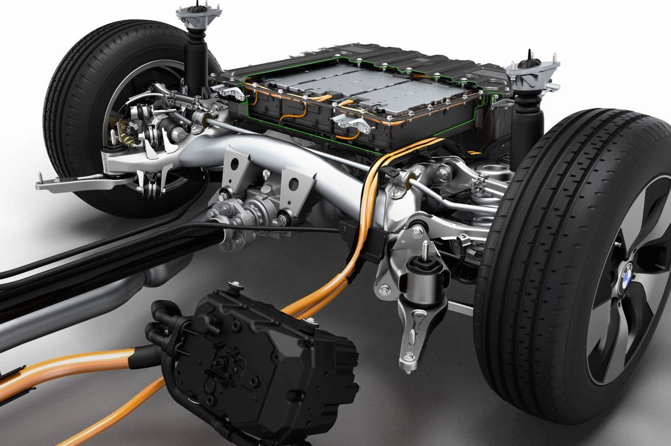 Electric Car Battery Technology Bmw Developing Solid State Battery Technology For Evs