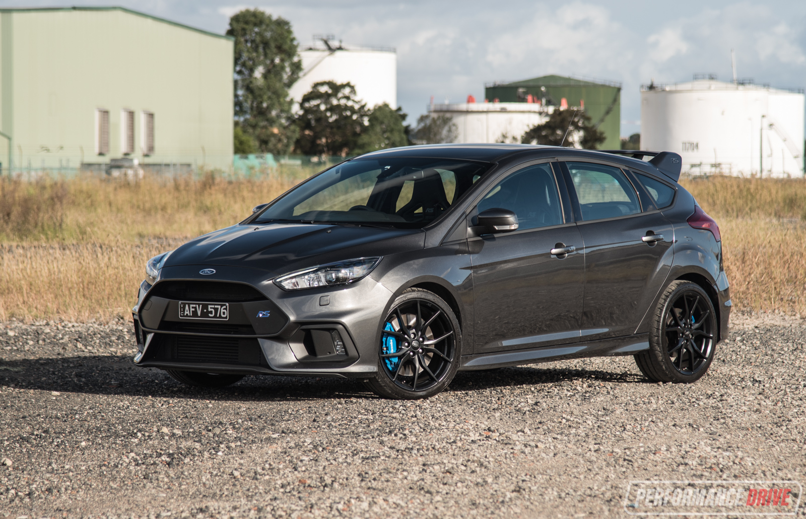 Buy A Ford Focus 2017 Ford Focus Rs Review Video Performancedrive
