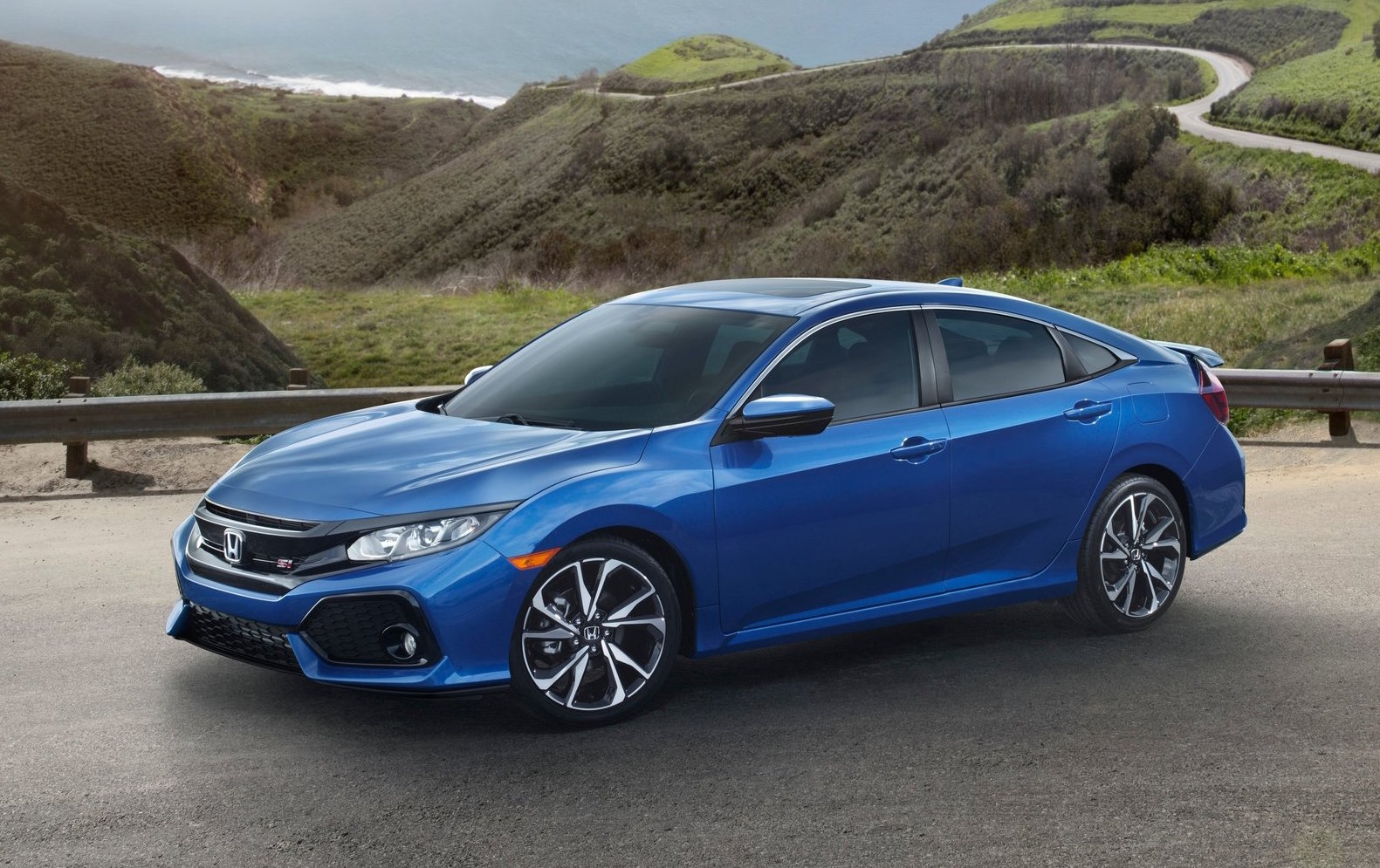 New Civic 2017 2018 Honda Civic Si Announced Gets 150kw Tune 1 5t