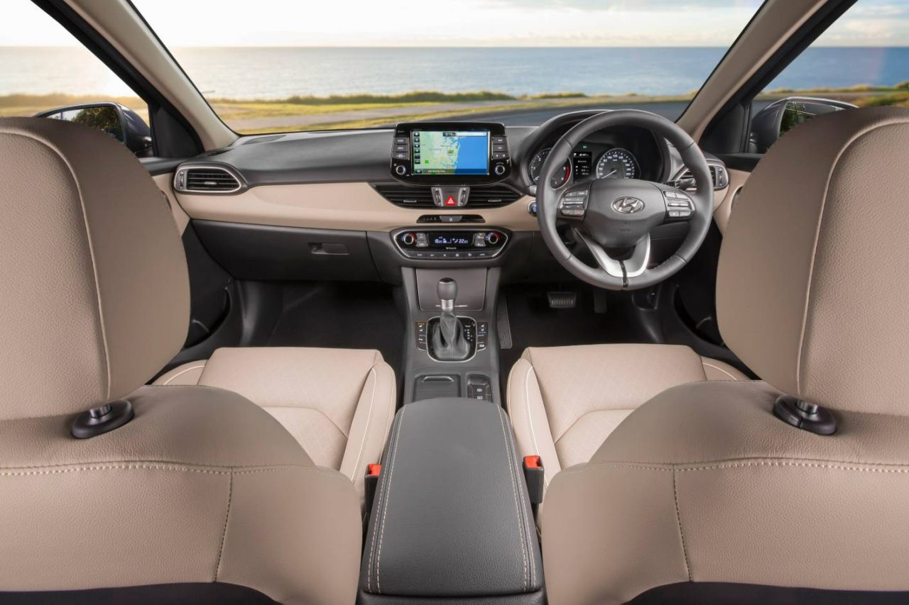 Hyundai I30 Interieur 2017 Hyundai I30 Australian Prices Announced Sporty Sr