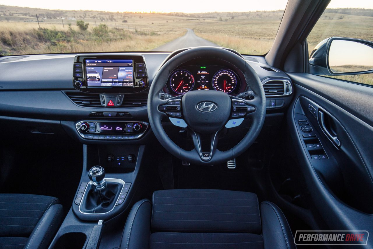 Hyundai I30 Interieur 2018 Hyundai I30 N Review Australian Launch Video