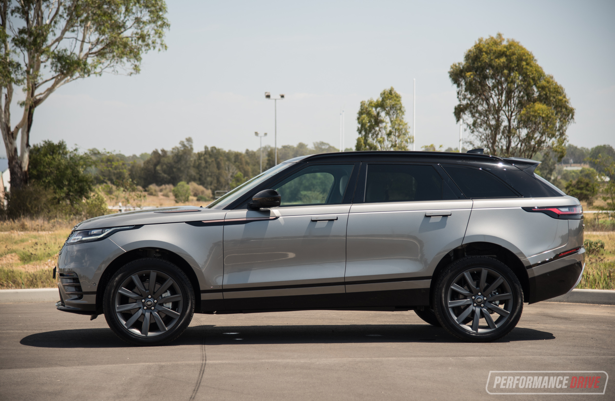 Land Rover Height 2018 Range Rover Velar P380 R Dynamic Se Review Video
