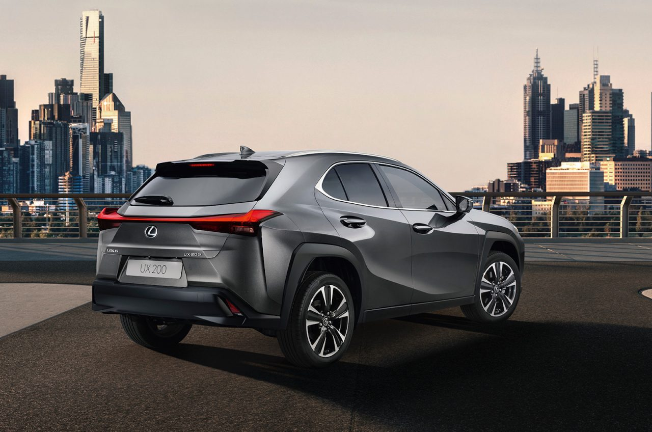 New Lexus Rx Suv Lexus Ux Compact Suv Officially Revealed At Geneva Show