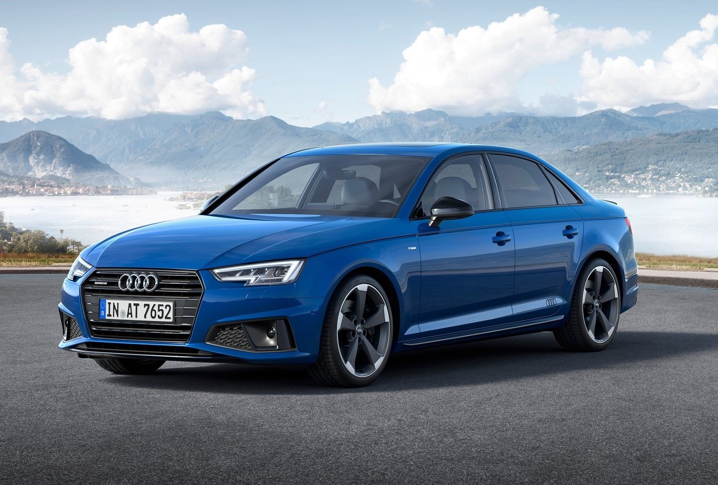 S Line 2019 Audi A4 Facelift Debuts, Adds S Line Competition Trim