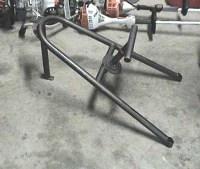 Thuren Fabrication-Prerunner tire mount