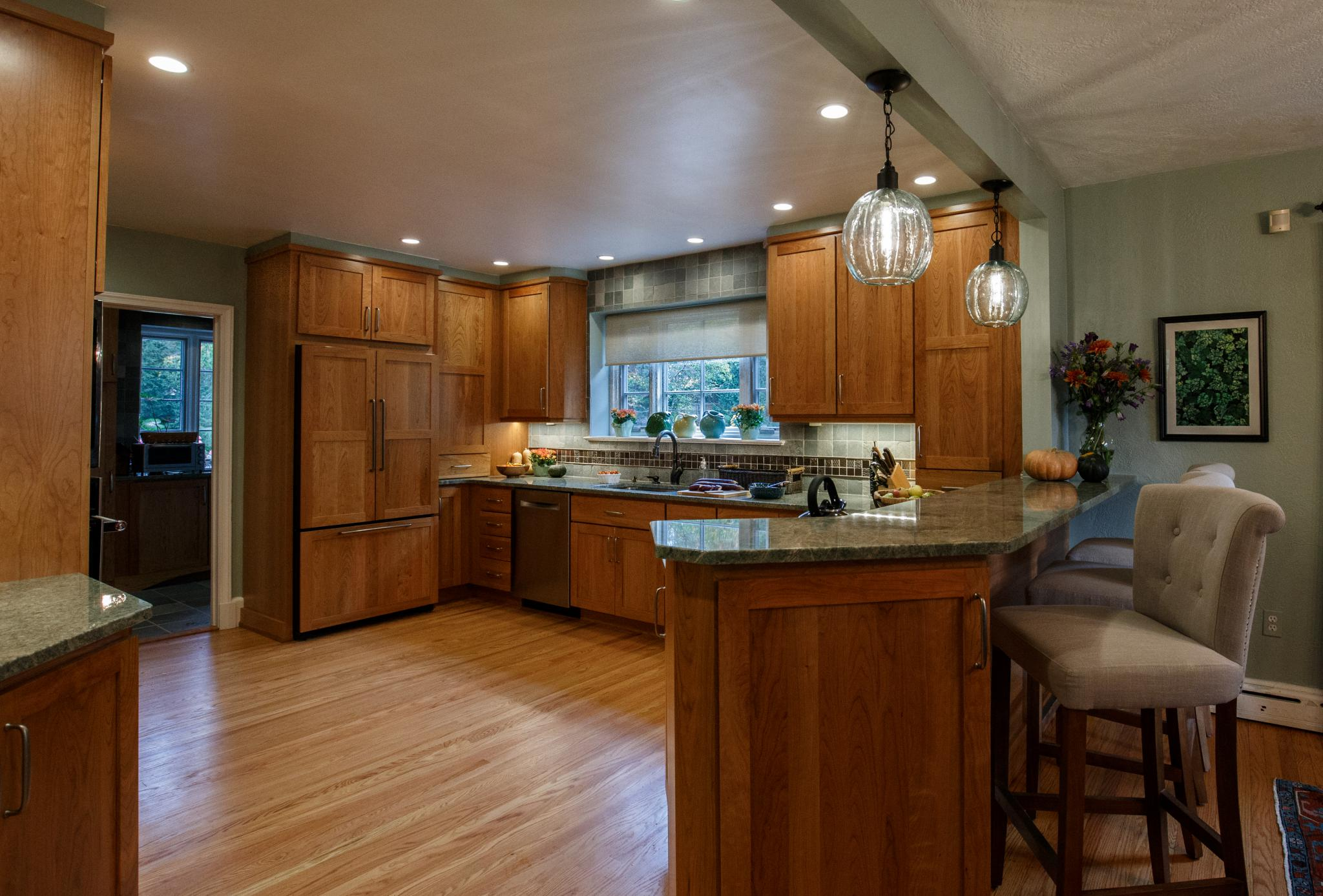 Kitchen Cabinets Should They Go To The Ceiling Performance Kitchens