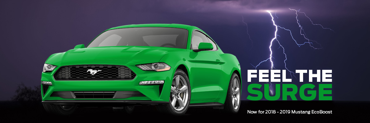 Official Site of Ford Performance Parts - Mustang Parts, Crate