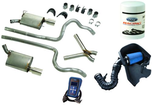 2005-2009 MUSTANG V6 POWER UPGRADE PACKAGE Part Details for M-2007