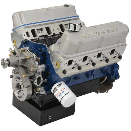 460 CUBIC INCH 575 HP BOSS CRATE ENGINE-FRONT SUMP PAN Part Details