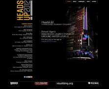 A Global Design Visualization Competition - Heads Up Times Square