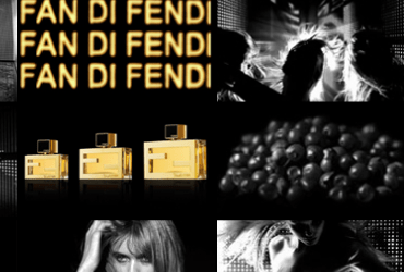 Screen grab from Fendi Website