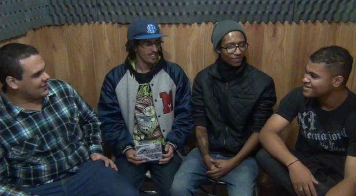 TV Grajaú: Entrevista com a dupla de rap Leal & Saaier