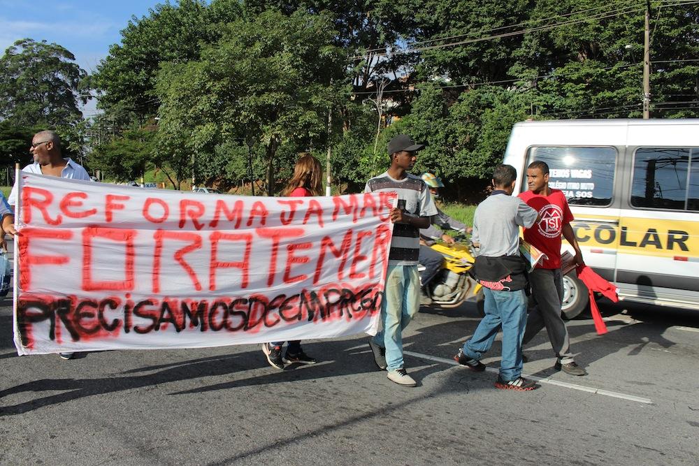 Nesta sexta-feira, ato no Piraporinha repudia a Reforma da Previdência