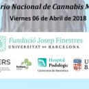 I Seminari Nacional de Cannabis Medicinal – 6 d'abril a la UB