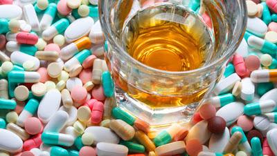 alcohol-medicamentos
