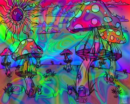 alucinogenos